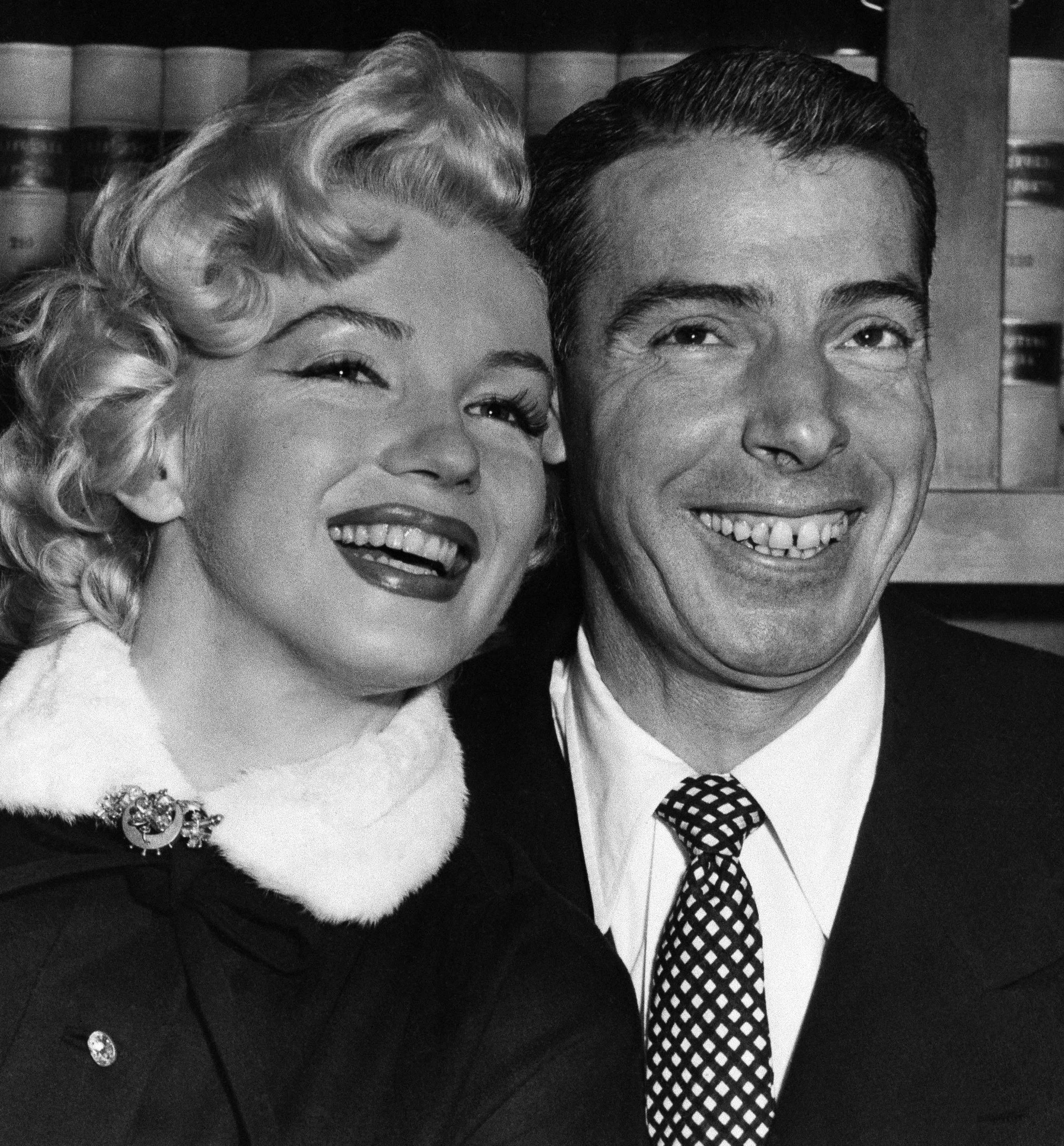 Marilyn Monroe's Love Letter to Joe DiMaggio in 1954.