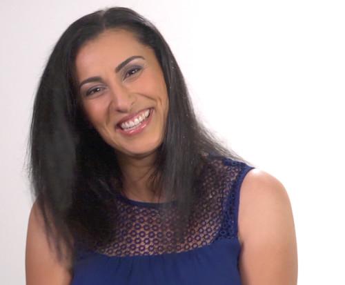 Clinical Nutritionist Vicky Tsoleridis.