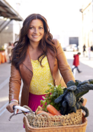 Integrative Nutritionist and Chef Lee Holmes
