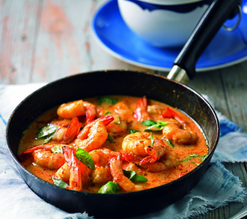 Stir-Fried Red Prawns Recipe – LEE HOLMES