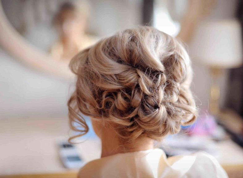 Thinking of doing your own bridal hair and makeup?