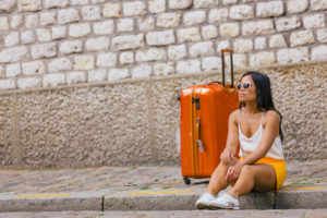 Travel - Travelling lightly