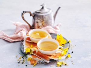 Green Tea for Youthful Skin By Lisa Guy