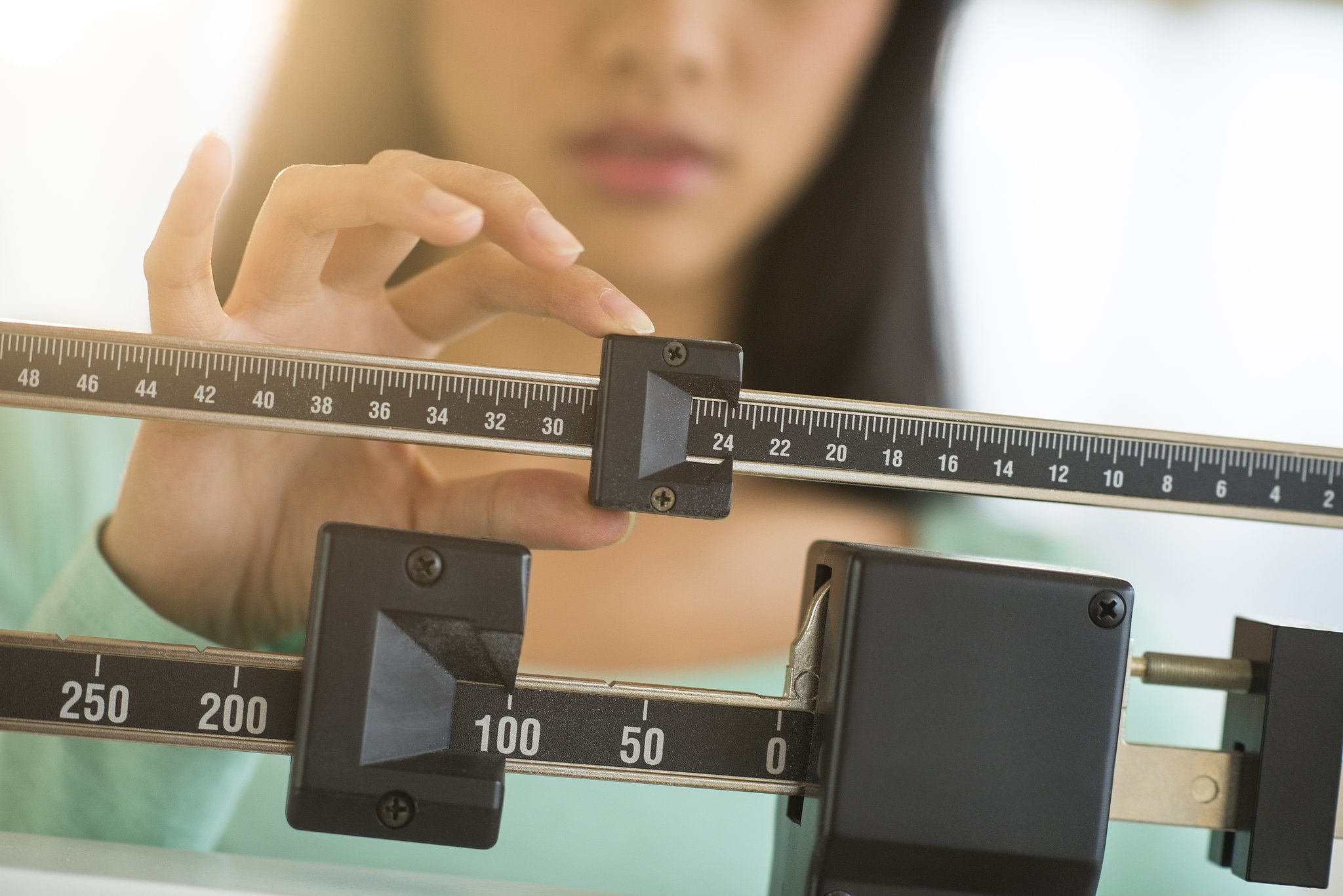 Why It's Time To Ditch The Scales And Calorie Counting