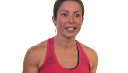 Personal Trainer and Health Coach Kristy Curtis