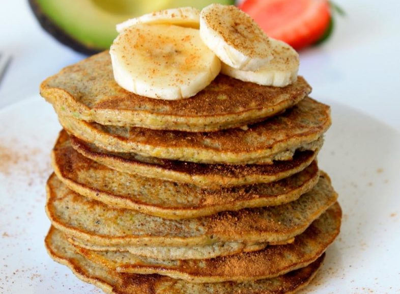 Flourless Pancakes Recipe by Casey-Lee Lyons