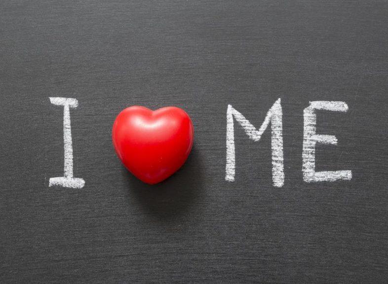 Love your body, self-love, positive body image, self-esteem, body image
