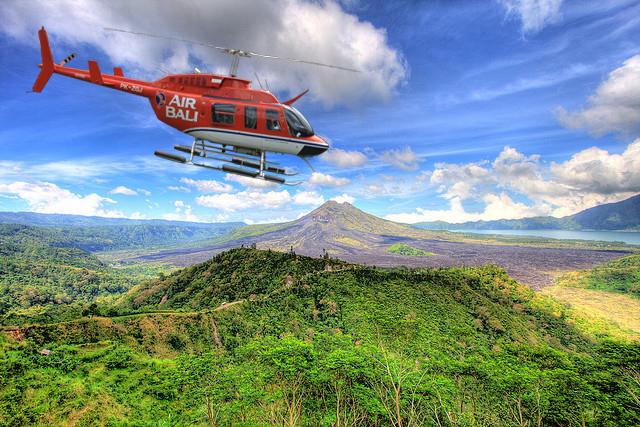 heli-Air-Bali-Volcano