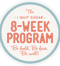 I Quit Sugar 8-Week Progam With Meal Plans - Sarah Wilson