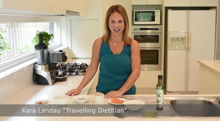 Kara Landau Travelling Dietitian 2