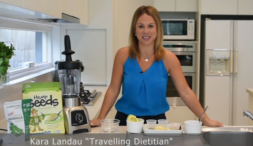Vegan protein enhanced hemp and moringa guacamole - Kara Landau Travelling Dietitian
