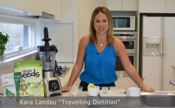 Vegan protein enhanced hemp and moringa guacamole - Kara Landau Travelling Dietitian