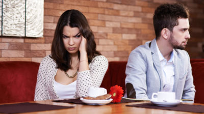 Eight Things You Should Never Say To Your Partner