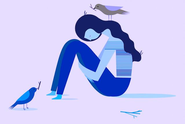 Breaking Through The Dark Cloud Of Depression