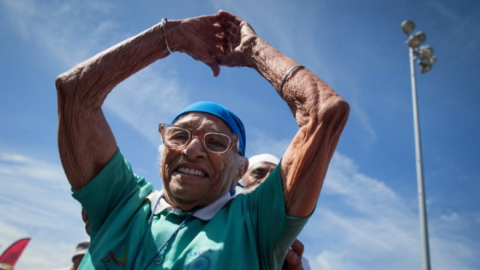 Man Kaur - The Inspiring 100 Year Old Runner Proving That Age Is Just A Number