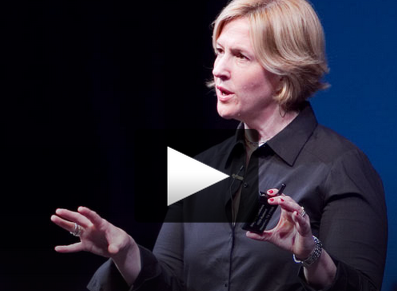 A MUST WATCH- Brené Brown's TED Talk on Vulnerability