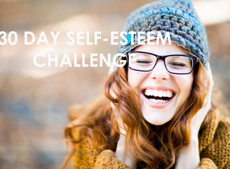 Join the 30 Day Self-Esteem Challenge and get your free Little Book of Self-Love Quotes Ebook